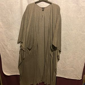 Anthropologie Oversized Light Weight Cardigan